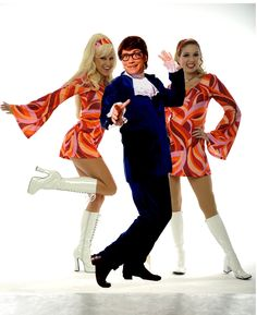 austin powers couple costumes - Google Search