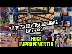Kai Sotto selected higlights 2017 - 2020 HD 1080 x 720