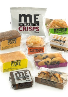 More of Me, Myself & My. It's all about ME #packaging PD