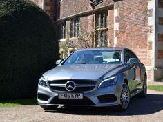 Used 2015 (15 reg) Palladium Silver Metallic Mercedes-Benz CLS CLS 220 BlueTEC AMG Line Premium 4dr 7G-Tronic for sale on RAC Cars