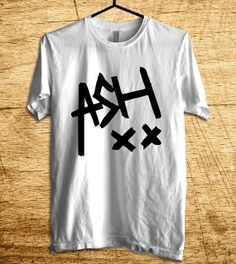 Ashton Irwin Shirt 5SOS Shirt 5 Second Of Summer T by MalaAkfa, $18.00