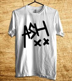 Ashton Irwin Shirt 5SOS Shirt 5 Second Of Summer T by MalaAkfa, $18.00