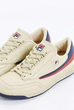 Retro Sneakers: Fila Original Tennis Sneaker, $70