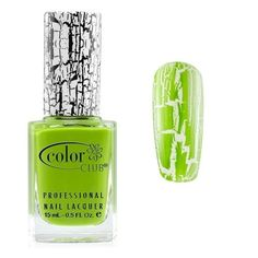 Luxe Beauty Supply - Color Club Fractured Nail Polish Living on the Edge - .5 oz, $5.99 (http://www.lhboutique.com/color-club-fractured-nail-polish-living-on-the-edge-5-oz/)
