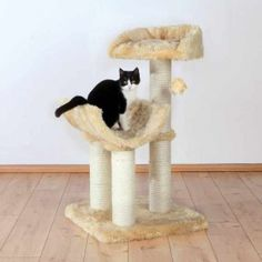 "Drapak dla kota ""Mancor"" 98cm -beżowy"