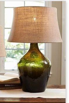 Pharmacy Lamp Pottery Barn Illuminating Pinterest