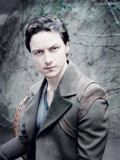 Well hello there, Mr. McAvoy. You look especially handsome today.