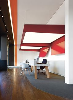 Helsana, Tie for Life Corporate Design for the Swiss insurance company sales points by Ippolito Fleitz Group Architects....