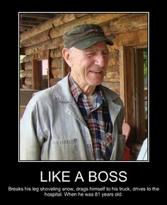 quote: John Schnabel of Gold Rush. He is so cool! Reminds me of grandpa Phelps