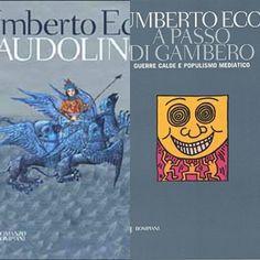 PORTA PORTESE Domenica 17 Gennaio 2016. Avvistate due prime edizioni di Umberto Eco in una bancarella di via Parboni, all'altezza del civico n. 10. Trattasi di Baudolino (Bompiani, 2000) e A passo di gambero (Bompiani, 2006). Ciascuna copia posta in vendita a 2€.