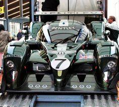 Le Mans - Bentley Speed