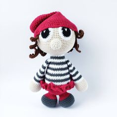 Diy And Crafts, Hello Kitty, Teddy Bear, Toys, Crochet, Animals, Fictional Characters, Art, Free Pattern