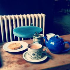 Afternoon tea at Graveney & Meadow Afternoon Tea, Join, Tableware, Dinnerware, Tablewares, Dishes, Place Settings