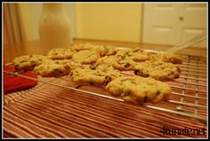 Homemade Oatmeal Chocolate Chip Slice and Bake Cookies