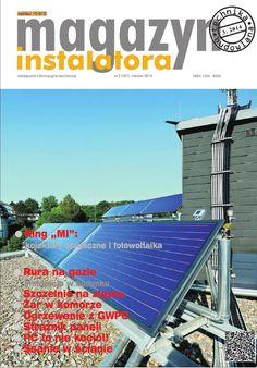 Magazyn Instalatora 3/2014 Kolektory słoneczne i fotowoltaika