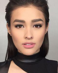Best 25 Filipino Makeup Ideas On Liza Soberano No Beauty Makeup, Hair Makeup, Hair Beauty, Filipino Makeup, Prity Girl, Hot Hair Styles, Asian Makeup, Asian Hair, Brunette Beauty