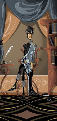 Petyr Baelish / Littlefinger by dejan-delic.deviantart.com on @deviantART