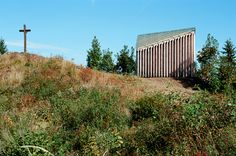 Gallery of Chapel of Resurrection / Samuel Netocny Architects - 11