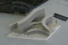 plusarchitekt: Proposal for theHarjunkulma Apartment BuildinginJyväskylä, Finland -Peter Zumthor Photograph bypep romero garcés