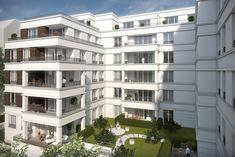 Berliner Baustil / Baustile in Berlin, Page 6 - SkyscraperCity - PintoPin Multi Storey Building, Art Deco, Places, House, Classic, Home Decor, Design Ideas, Skyscraper, New Construction