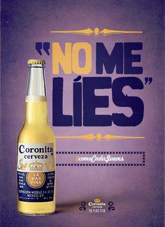 """No me líes"" #comocadajueves #coronita"