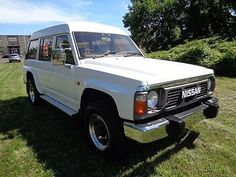 nice 1990 Nissan SAFARI SAFARI 4X4 4.2L DIESEL - For Sale