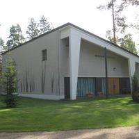 Lepoharjun kappeli