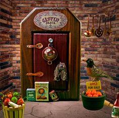 the cooking fairy door :)