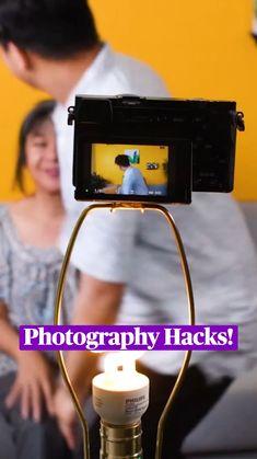 Photography Hacks!