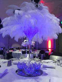 The great Gatsby theme feathers feathers
