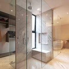 PH Andersen: Baños de estilo Moderno por Faci Leboreiro Arquitectura