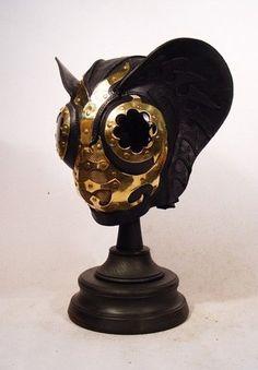 ɛïɜ Steampunk Leather Masks | hip hop instrumentals updated daily => http://www.beatzbylekz.ca