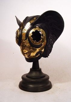 ɛïɜ Steampunk Leather Masks | Retronaut 8 ~ ɛïɜ