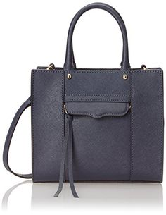 Rebecca Minkoff Mab Tote Mini Cross Body Bag, Ink, One Size Rebecca Minkoff http://www.amazon.com/dp/B00L2BBPAK/ref=cm_sw_r_pi_dp_kX-Wub050J47Z