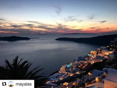Santorini it is! #sophiasuites #caldera #imerovigli #view #honeymooners #placetobe #luxury #luxuryhotel #visitgreece #summer #summer2017 #bucketlist  #Repost @mayalas ・・・ 💙💙💙 #inlove #santorini #honeymoon #sunset