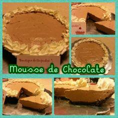 Mousse de chocolate. Arge León