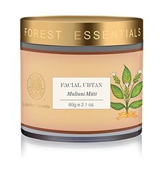 Forest Essentials Multani Mitti Facial Ubtan  50g ** This is an Amazon Affiliate link. See this great product.