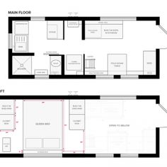 Tiny house on wheels floor plans blueprint for construction tiny tiny house on wheels floor plans pdf for construction malvernweather Images