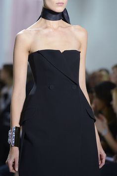 LBD / Christian Dior - spring 2013