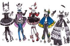 CLOSED-Outfits by Guppie-Adopts on deviantART