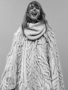 visual optimism; fashion editorials, shows, campaigns & more!: spécial mode: frida gustavsson by stefan heinrichs for glamour france october 2014