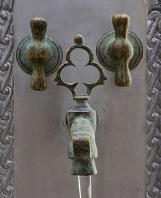 Bronze Faucet \