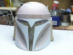 Bo Katan Bo Katan Helmet Build