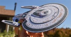 Eucl3D, a San Francisco-based 3D printing service for gamers, has launched a range of fully licensed, 3D printed Star Trek Online ship models. Customers can choose from around 400 vessels, and have the option to customize colors and details.