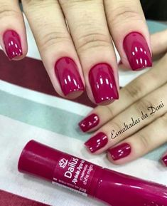 Manicure pedicure designs tips Ideas Wide Nails, Colorful Nail Designs, Hot Nails, Gorgeous Nails, Nail Polish Colors, Trendy Nails, Manicure And Pedicure, Nails Inspiration, Beauty Nails