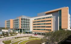 Nemours Children's Hospital Design by Stanley Beaman & Sears