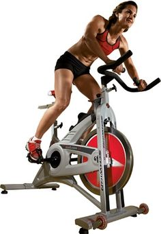 Happy Fitness Friday Friends! This week's topic comes from my old friend Matty Danger (hi!) who asked how to get in a good spinning workout without the class. These tips are best used on a spin bik…