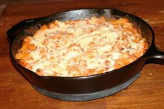 Baked Penne Pasta With Cream Cheese Ingredients 1 2 Pound Extra Lean Ground