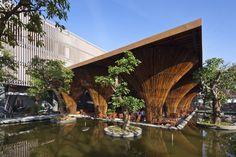 Galería de Kontum Indochine Café / Vo Trong Nghia Architects - 1