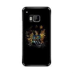 Manchester City FC Logo HTC One M9 Case | Caserisa